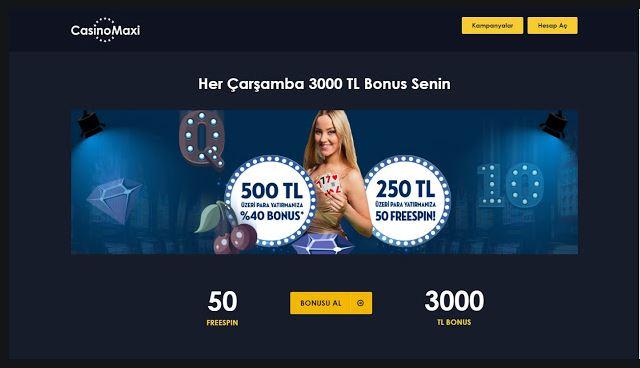 casinomaxi yeni giris adresleri 2021